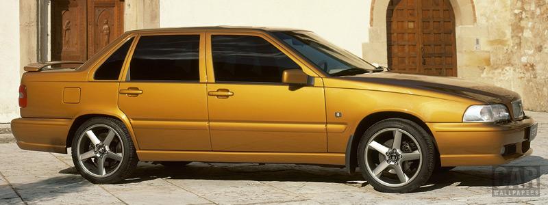 Обои автомобили Volvo S70 R - 1997 - Car wallpapers