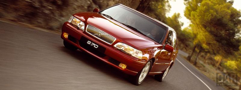 Обои автомобили Volvo S70 - 1997 - Car wallpapers