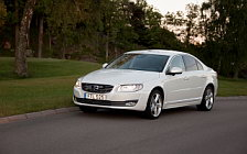 Cars wallpapers Volvo S80 D4 - 2016