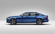 Обои автомобили Volvo S90 T6 R-Design - 2016