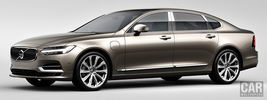 Volvo S90 Excellence T8 - 2017