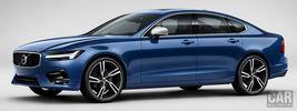 Volvo S90 T6 R-Design - 2016