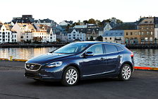 Cars wallpapers Volvo V40 D4 - 2015