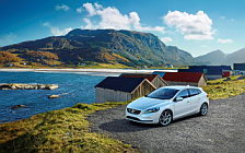 Cars wallpapers Volvo V40 Ocean Race - 2015