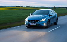 Обои автомобили Volvo V40 R-Design - 2016