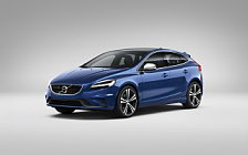 Cars wallpapers Volvo V40 T5 R-Design - 2016