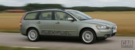 Volvo V50 FlexiFuel - 2006