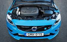 Обои автомобили Volvo V60 Polestar - 2016