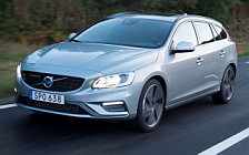 Cars wallpapers Volvo V60 T5 R-Design - 2016