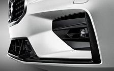 Обои автомобили Volvo V60 T6 AWD R-Design - 2018