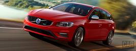 Volvo V60 R-Design - 2014
