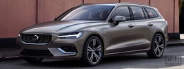 Volvo V60 T8 Twin Engine AWD Inscription - 2018
