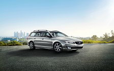 Обои автомобили Volvo V70 - 2015