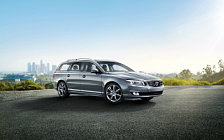 Cars wallpapers Volvo V70 - 2015
