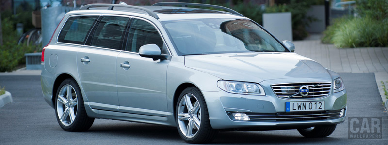 Cars wallpapers Volvo V70 D3 - 2016 - Car wallpapers