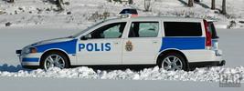 Volvo V70 Police - 2006