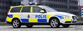 Volvo V70 Police - 2008