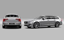 Cars wallpapers Volvo V90 D5 Polestar - 2016