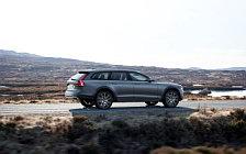 Обои автомобили Volvo V90 T6 Cross Country - 2016