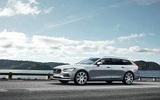 Cars wallpapers Volvo V90 T6 Inscription - 2016