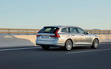 Cars wallpapers Volvo V90 T6 Inscription - 2016