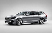 Обои автомобили Volvo V90 T6 Inscription - 2016