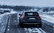 Обои автомобили Volvo V90 D5 Cross Country - 2017