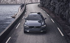Обои автомобили Volvo V90 B6 Cross Country - 2020