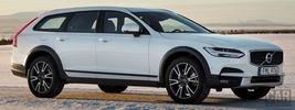 Volvo V90 T6 Cross Country - 2017