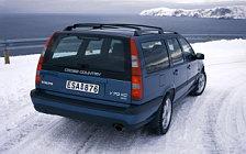 Обои автомобили Volvo V70 XC - 1998