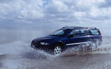 Обои автомобили Volvo V70 XC Ocean Race - 2001