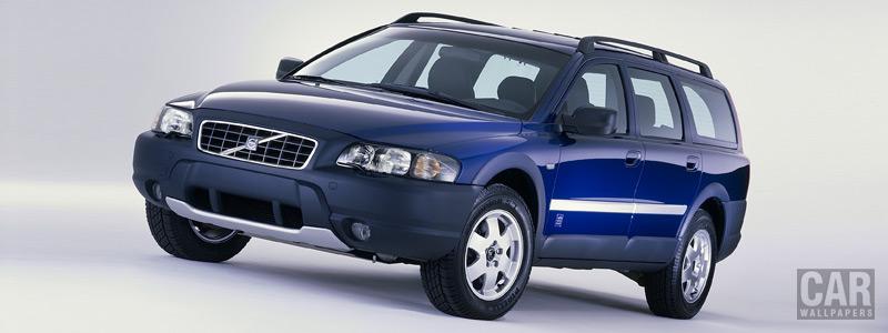 Обои автомобили Volvo V70 XC Ocean Race - 2001 - Car wallpapers