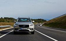 Обои автомобили Volvo XC90 D5 Momentum - 2015