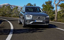 Обои автомобили Volvo XC90 T6 Inscription - 2015