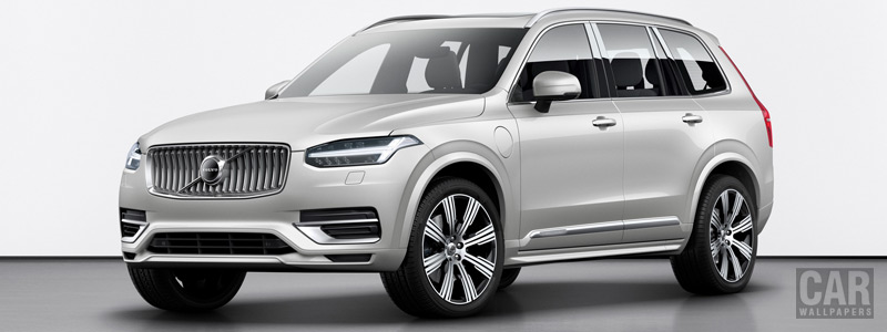 Обои автомобили Volvo XC90 T8 Twin Engine Inscription - 2019 - Car wallpapers