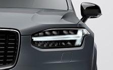 Обои автомобили Volvo XC90 T8 Twin Engine R-Design - 2019